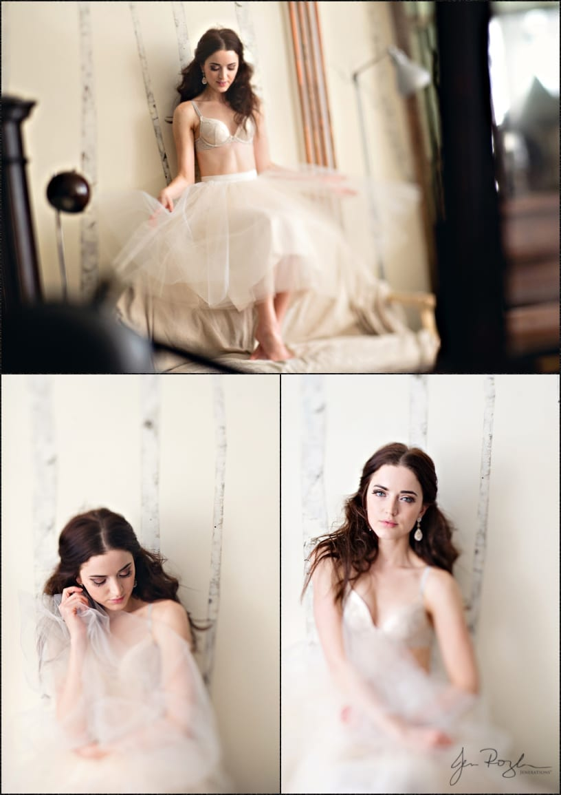 Intimate Photographer NYC | A Little Tulle Goes A Long Way